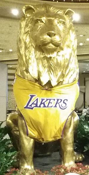 laker lion