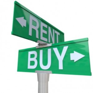 rent own