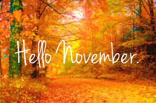 Happy November Bubbleinfo Com